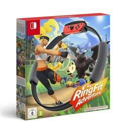 Juego de anillos de Fitness para Nintendo Switch Joy-con, juego de aventuras no incluido