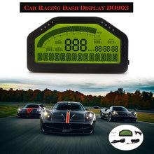 Автомобильный дисплей для гонок универсальный ЖК 9000 об/мин