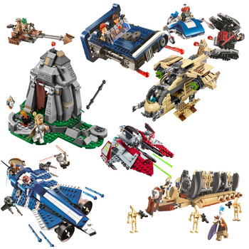 2020 New 10377 Lepining Wookie Gunship Compatible With 75084 Block Set Building Brick Toy Kids lepin 06052 1010pcs ninja super hero explosive device hulkbuster building block compatible 70615 brick toy