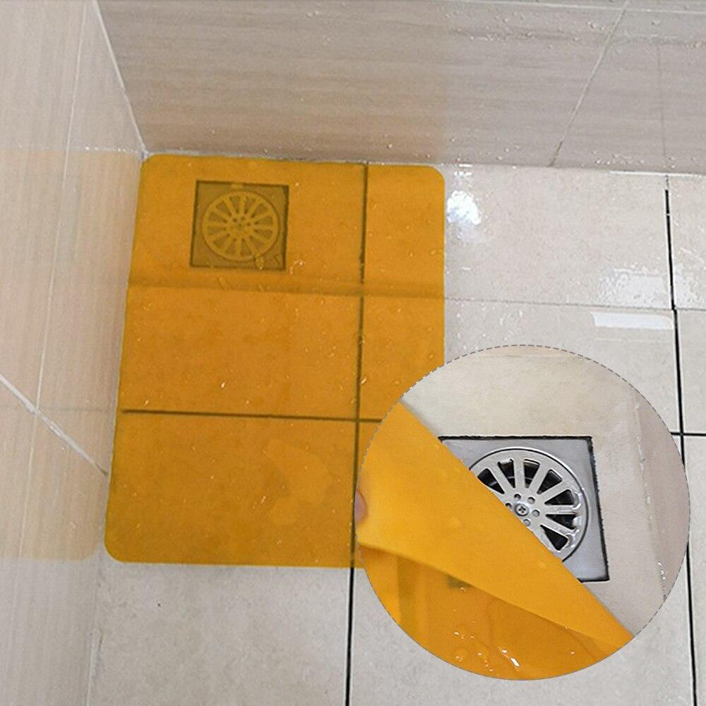 Силиконовые Трапных Дезодорант Коврик Коврик Ванная Комната Туалет Трапных Анти-Запах Канализации Дезодорант Трапных Обложка Для Воды Ак