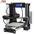 New Hot Sale Anet A8 A6 Desktop DIY 3D Printer Kit Impresora 3D With Micro SD Card USB Connection USA EU Russian Free Tariff