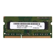 2GB 4GB DDR3 1600Mhz 1333Mhz SO-DIMM DDR3L DDR3 1.35/1.5V Memory Ram Memoria Sdram for Laptop Notebook