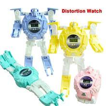 Creative Children Electronic Cartoon Robot ABS Decorative Wear Personality Espec