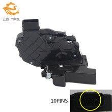 LR011277 دافع الباب الأمامي مزلاج آلية قفل المحرك لاند روفر رينج سبورت إيفوك