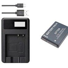 BP-70A EA-BP70A IA-BP70A BP70A IABP70A Батарея+ USB Зарядное устройство для SAMSUNG PL80, PL90, PL100, PL101, PL120, PL170, PL200, PL201 DV180F ES90