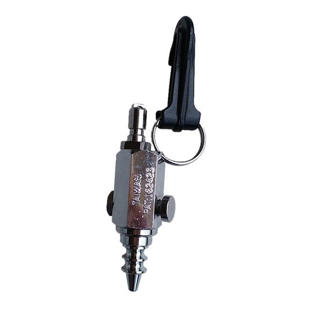 الغوص الهواء التضخم فوهة BCD خرطوم سريعة ربط الغوص الهواء الفم تحت الماء إكسسوارات رياضية