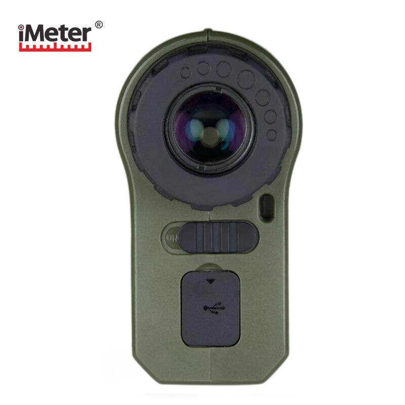 1000m Jagd Digitale Golf Entfernungsmesser Wiederaufladbare laser-entfernungsmesser Laser Meter Entfernung Messen