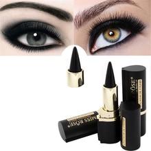Hot 1PC Natural Black Long-lasting Liquid Eyeliner Waterproof Eye Liner Pen Pencil Makeup Tools Cosmetic подводка для глаз
