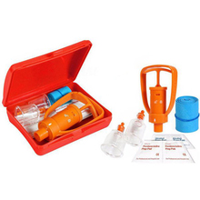 Extractor-Pump Survival-Tool Outdoor Camping Safety-Kit First-Aid Venom Wild SOS Emergency-Snake-Bite