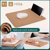 Sohn von EICHE Tragbare 3D Maus Pad Tragbare Schreibtafel Wasserdicht Telefon Halter für Home Office Matte