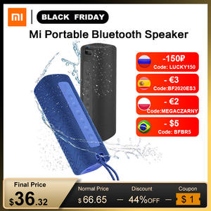 Speaker Outdoor Sound-Ipx7 Waterproof Xiaomi Portable Bluetooth High-Quality Connection