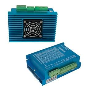 Image 5 - Nema 34 סרוו מנוע 86HB250 156B 12N.m + HBS860H לולאה סגורה צעד מנוע Nema 34 86 Hybird סגור לולאה 2 שלב עבור CNC מכונת