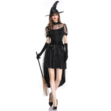 Halloween costume adult witch game take sexy siren stage costumes uniforms nightmare before christmas