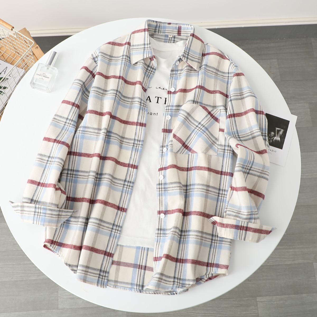 Купить блузка в корейском стиле deeptown женские теплые зимние топы