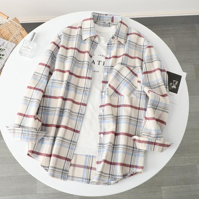 Фото блузка в корейском стиле deeptown женские теплые зимние топы