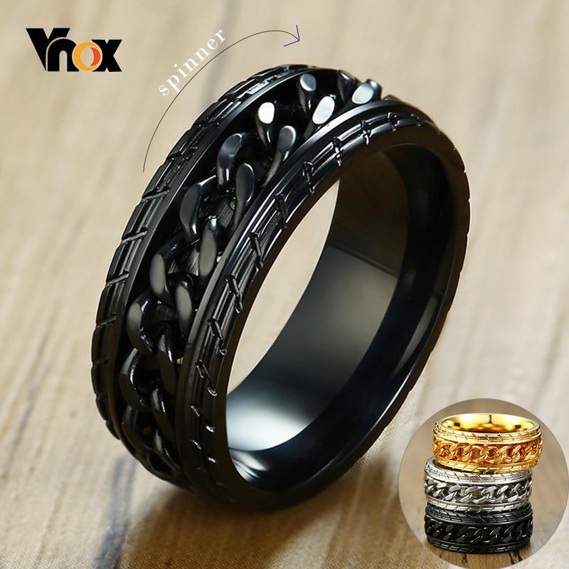 Sterling Silver Black Enamel Tire Cuff Links
