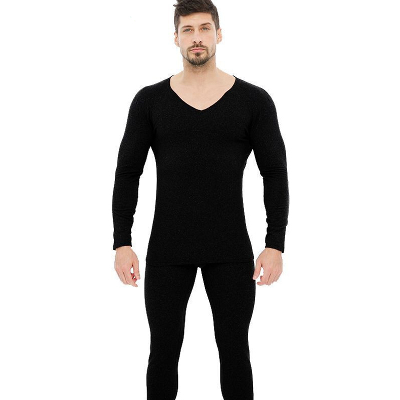 New Thermal Underwear for Men Plus Size Set Winter Long Johns Male Warm Clothes