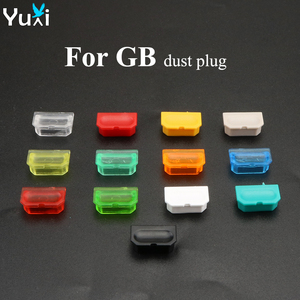 YuXi 1 шт пылезащитный чехол для приставка GameBoy GB игровая Консоль оболочка Пылезащитная заглушка пластиковая кнопка для DMG 001