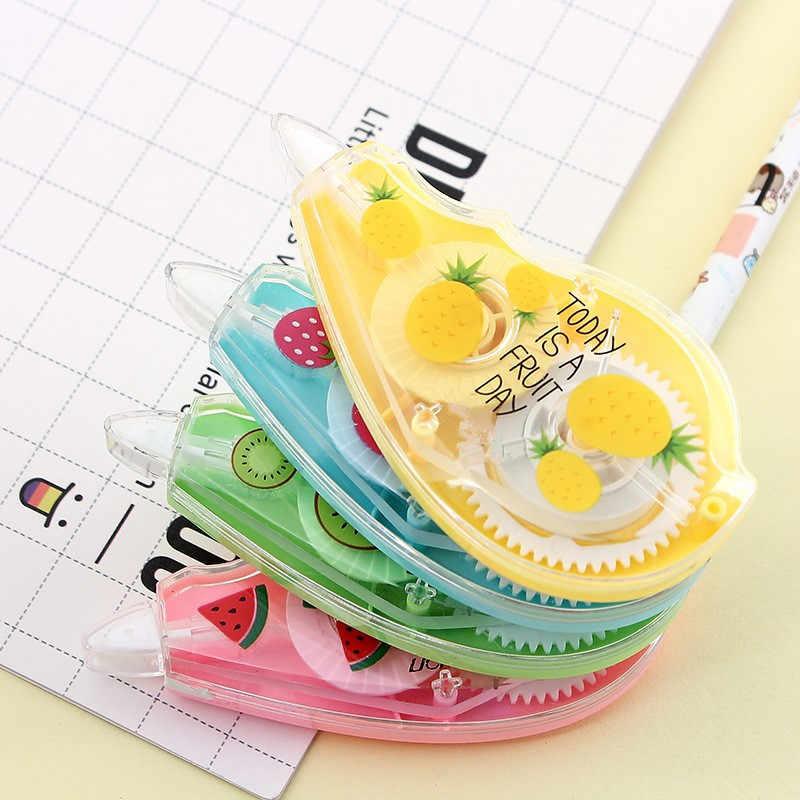 Bande correctrice melon d'eau mignon pour Scrapbooking sur journal intime pour étudiants, papeterie pour cadeaux scolaires et de bureau