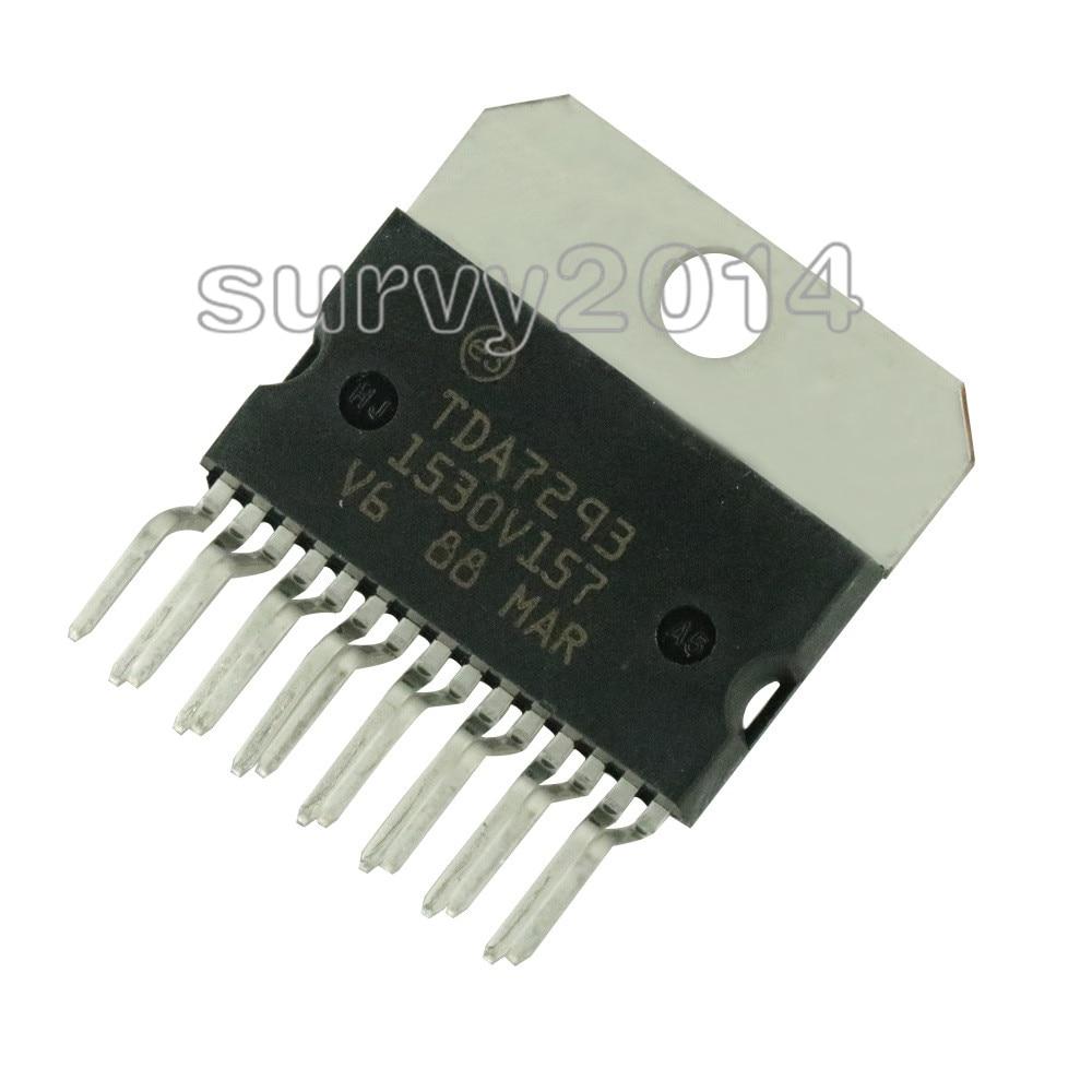 1pcs GENUINE NEW TDA7293 TDA 7293 Audio Amp IC