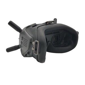 Image 4 - DJI FPV משקפי VR משקפיים עם ארוך מרחק שידור תמונה דיגיטלי השהיה נמוכה חזקה אנטי אפס Interfe מקורי ב המניה