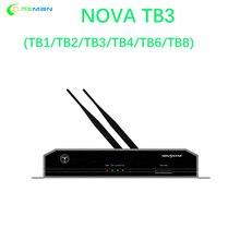 Lecteur multimédia NOVA TB3 hors ligne, écran led P2 P3 P4 P5, contrôleur vidéo hors ligne, système de contrôle vidéo analogique, novastar TB1 TB6 TB8 TB4
