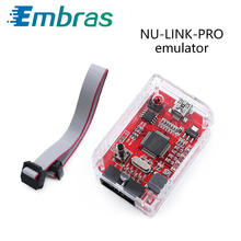 Nu-Link-Pro Emulator/device Nuvoton's Full Range Of Single-Chip Microcomputers, Double Buffer Interface, Offline Voice Prompt