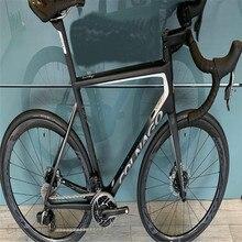 Colnago V3Rs белый углеродный дорожный велосипед с 105 R7020 R8020 диск групсет 50 мм диск углеродная колесная пара