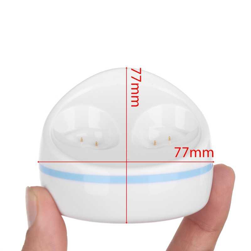 Veloce Cuffia Del Caricatore di Caso di Ricarica Caricabatteria di Ricambio per Samsung Galaxy Boccioli di R170 Bluetooth Auricolari Senza Fili