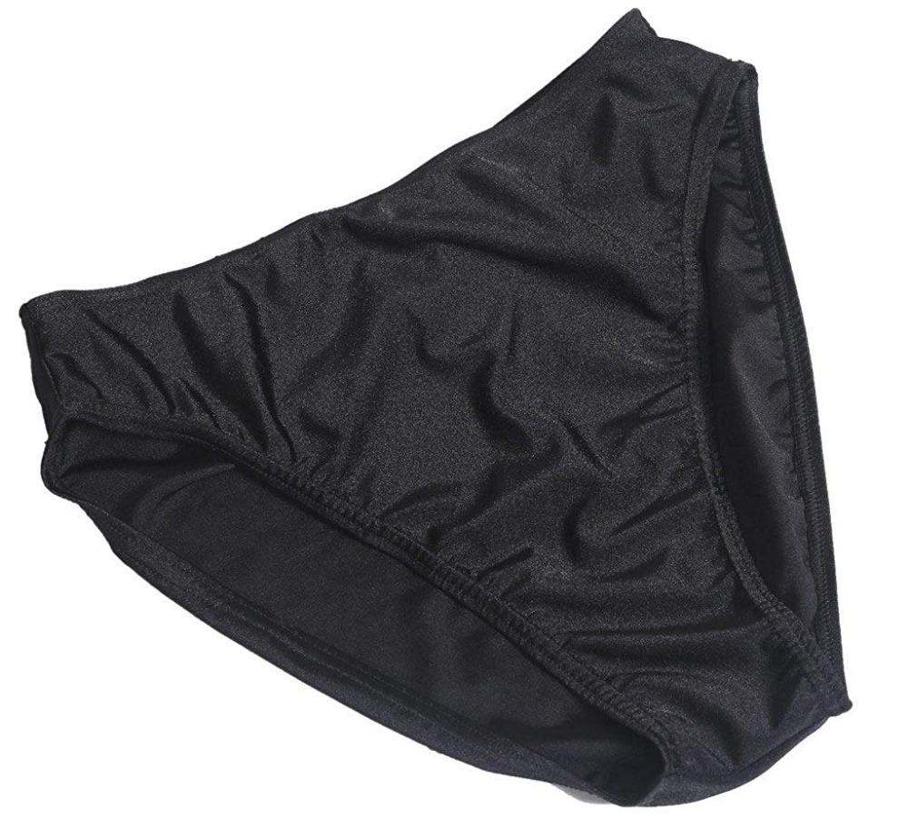 Adult Spandex Nylon High Leg Cut Dance Panty shorts Hug your body like a second skin 1