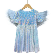 2021 Summer Dress New Spring Children's Dress Princess Dress Up Children Birthday Party Clothing Wedding Ball Gown Girl Dress