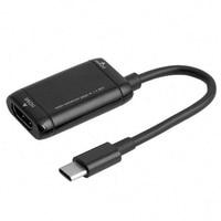 안드로이드 전화 태블릿 용 type-c hdmi 컨버터 케이블 usb3.1 mhl 어댑터