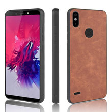 Infinix Smart 3 Case Soft Edge TPU Sheep Skin PU Leather Phone Bag Cover For INFINIX SMART 3 Smart3 X5516 X5516B 5516C Back Case(China)