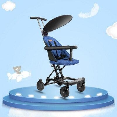 2019 novo carrinho de bebe dobravel luz bebe 02