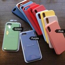 Original Silicone Phone Case For iphone6s 6