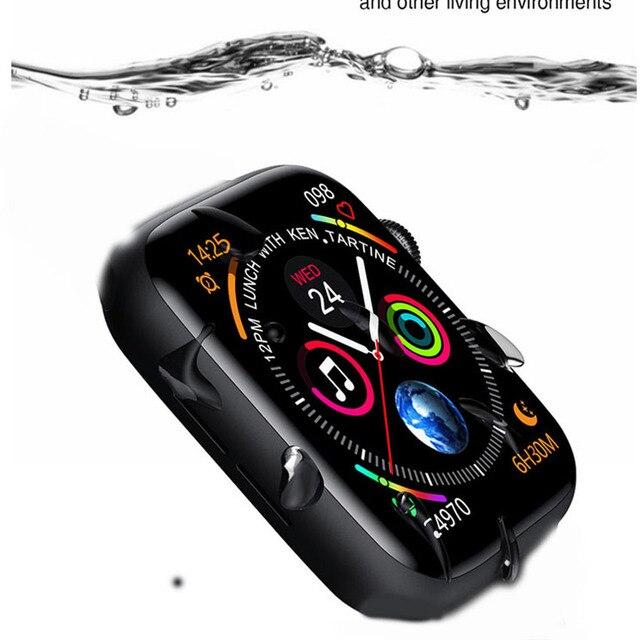 Original IWO W26 + Pro W26 W46 HW12 HW16 HW22 40MM/44MM Smart Watch Series 6 Women Men Bluetooth Call Sport Smartwatch 5