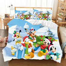 Christmas Gifts Online Mickey Minnie Bedding Sets Duvet Covers
