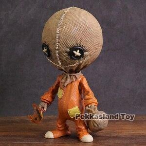 Image 4 - Mezco figura de acción de PVC, Trick R Treat, estilizado, Sam, juguete de modelos coleccionables