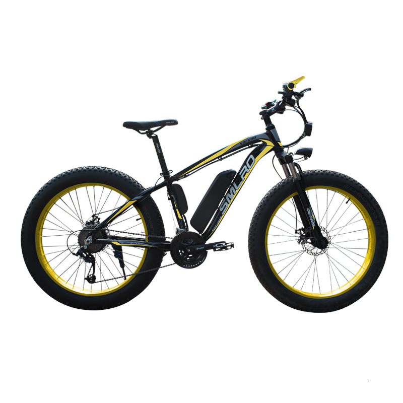 Speed Xdc600 21 Smlro High Quality Electric Bike/electric Bicycle Fat Tire 48v 10ah 350w Ebike Electric Bike E Bike Bicycle Star 2