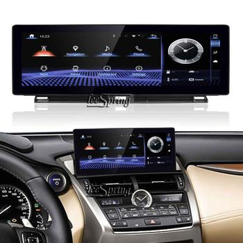 10.25 inch Upgraded Original Car Screen multimedia Player for LEXUS NX 14-16 Original Car with Touch panel 7inch screen