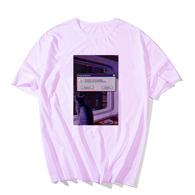 Ha2540cbcb749495ea882ee4458086b456 - Men's tshirt Funny Michelangelo Statue David Print Vaporwave Short Sleeve t shirt Harajuku Casual streetwear T-shirt men Top Tee