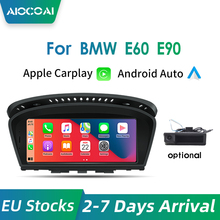 Navigation-Head-Unit Apple Carplay E91 Android Auto E90 E60 E92 E61 Wireless Series3