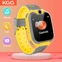 лучшая цена New baby Kids Smart Watch Music Game Smartwatch Waterproof Children Smart Watch SOS Baby Watch Play Game Music Watch Boys Girls