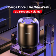 Mini alto-falante bluetooth portátil verdadeiro sem fio poderoso baixo alto-falante inteligente 18h play-time claro som estéreo de cinema em casa joyroom