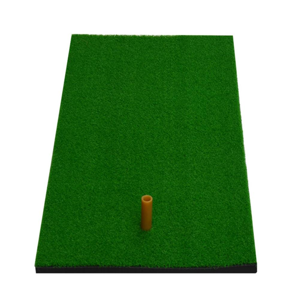 60x30cm Outdoor Indoor Golf Mat Training Practice Hitting Faux Grass Pad Cushion Mats