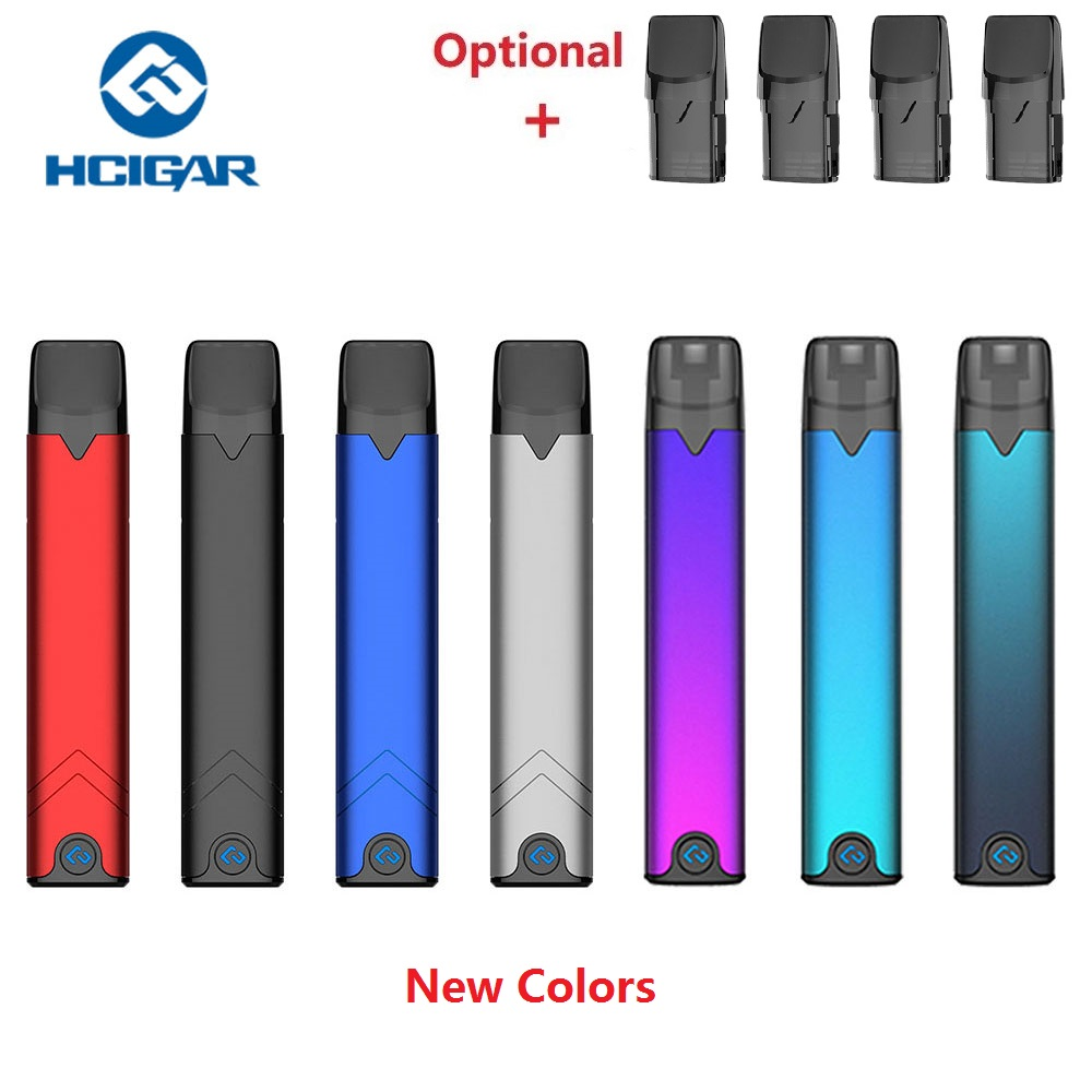 Original Hcigar Akso OS Pod Vape Kit 420mAh Battery W/ Buckle Locking System & 1.4ml Pod System Vs VINCI Mod/ Drag Nano/zero Kit
