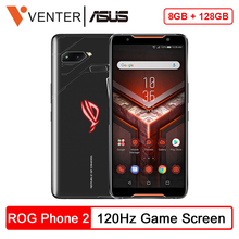 Global Rom Asus ROG Phone II ZS660KL Mobile Phone