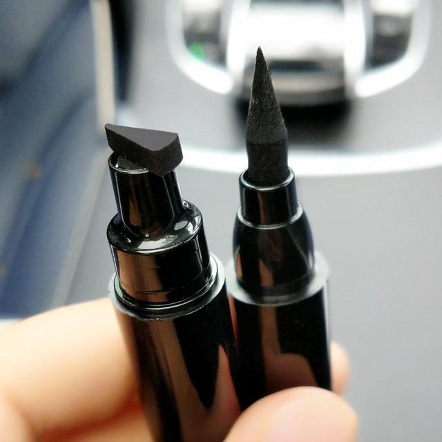 Cmaadu Eyes Liner Pencil Liquid Cosmetic Make Up Pencil Waterproof Eyebrow Kit DoubleEnded Makeup Eyeliner Cat Full Professional 5