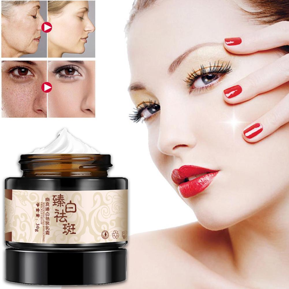 Whitening Face Freckle Removal Cream Brightening Skin Effect Stain Skin Whitening Fading Dark Spots Cream Age Strong Spots A2Y3
