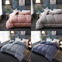 Winter Quilt thicken duvet warm home cover Duvet Quilt bed cover home/hotel bedding comforter blankets twin queen king size